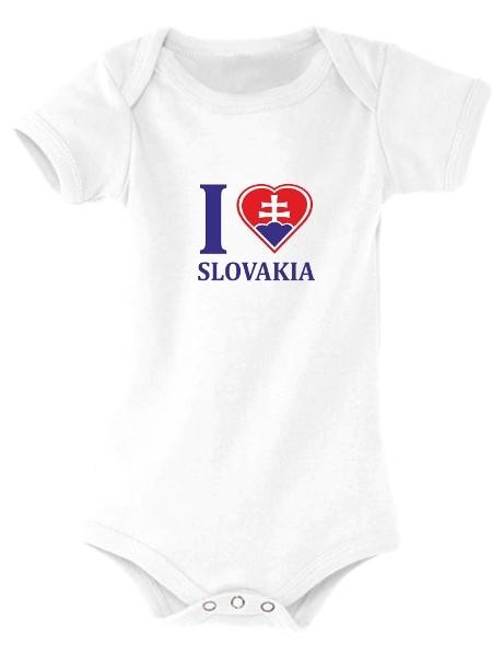 Detské body I love Slovakia
