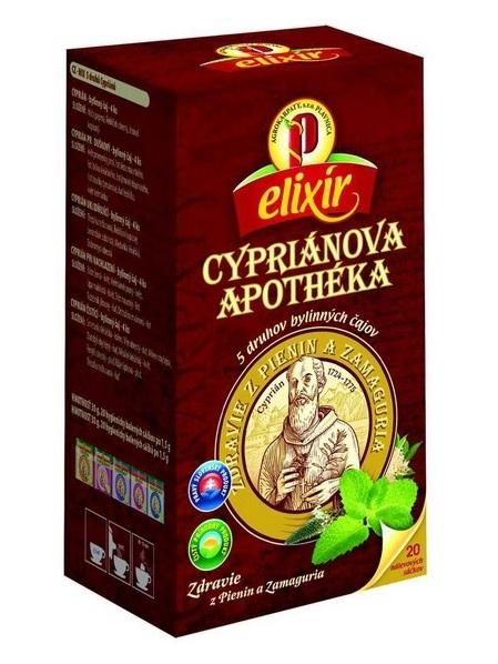 Agrokarpaty cypriánová apothéka mix 20x1,5g