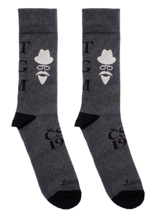 Fusakle ponožky Masaryk