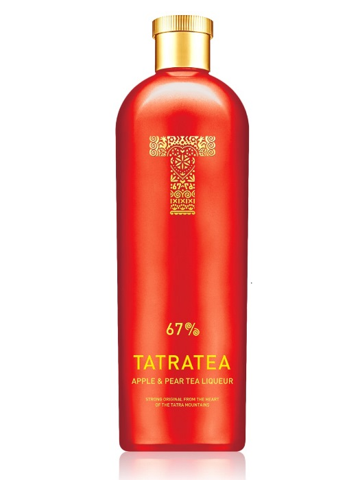 TATRATEA apple pear 67% 0,7l