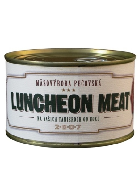 Luncheon meat 400g