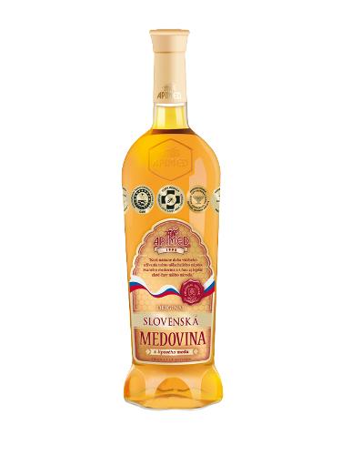 Slovenská medovina originál 0,75l