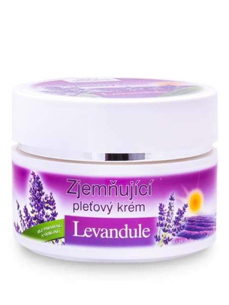 Bione Cosmetics - Zjemňujúci pleťový krém Levanduľa 51ml