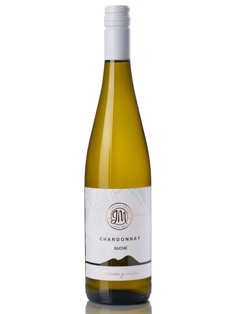 Chardonnay JM VINÁRSTVO DOĽANY 0,75l