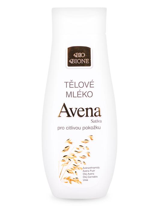 Bione Cosmetics - Telové mlieko Avena 300ml