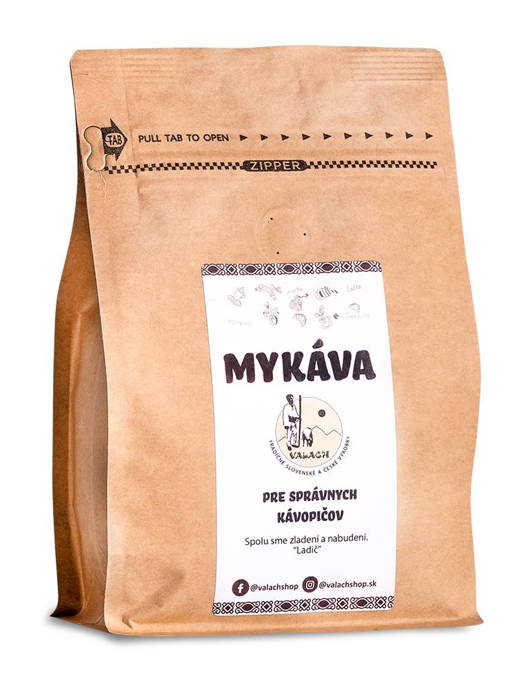 My káva 100% Arabica 250g