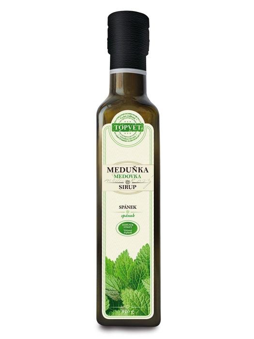 Medovka - sirup 320g