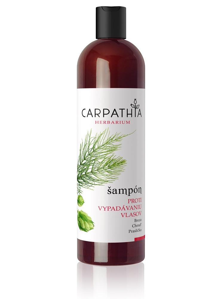 CARPATHIA Šampón proti vypadávaniu vlasov 350 ml