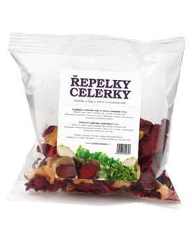Lupienky z červenej repy a zeleru řepelky celerky 50g