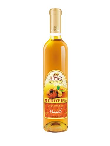 Mandlová medovina 0,5l