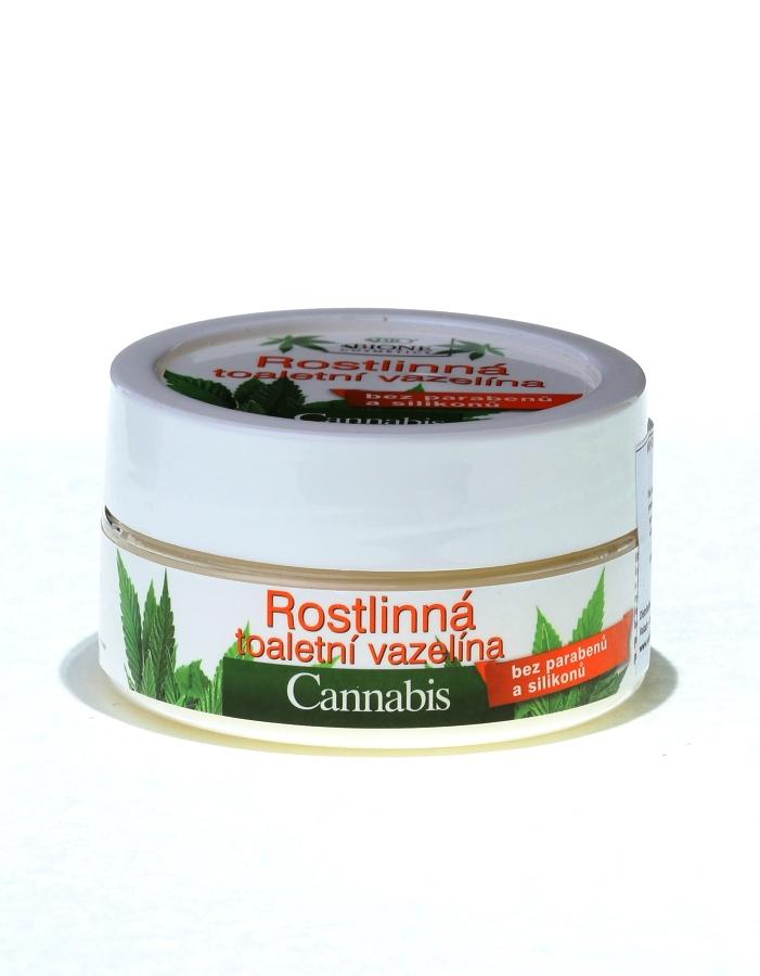 Bione Cosmetics - Toaletná vazelína Cannabis 155ml