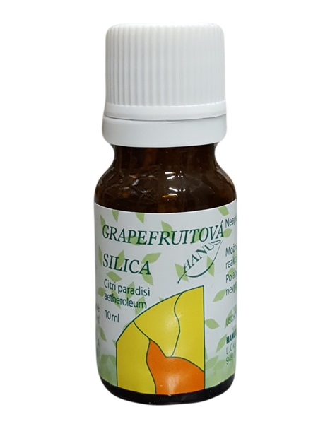 Grapefruitová silica 10ml