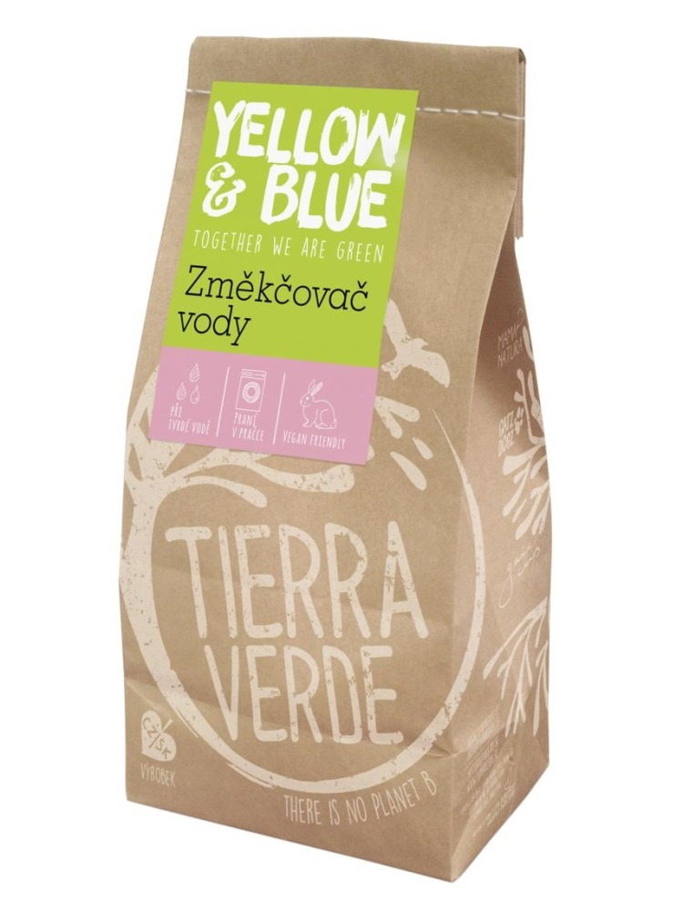 Tierra Verde zmäkčovač vody - vrecko 850g
