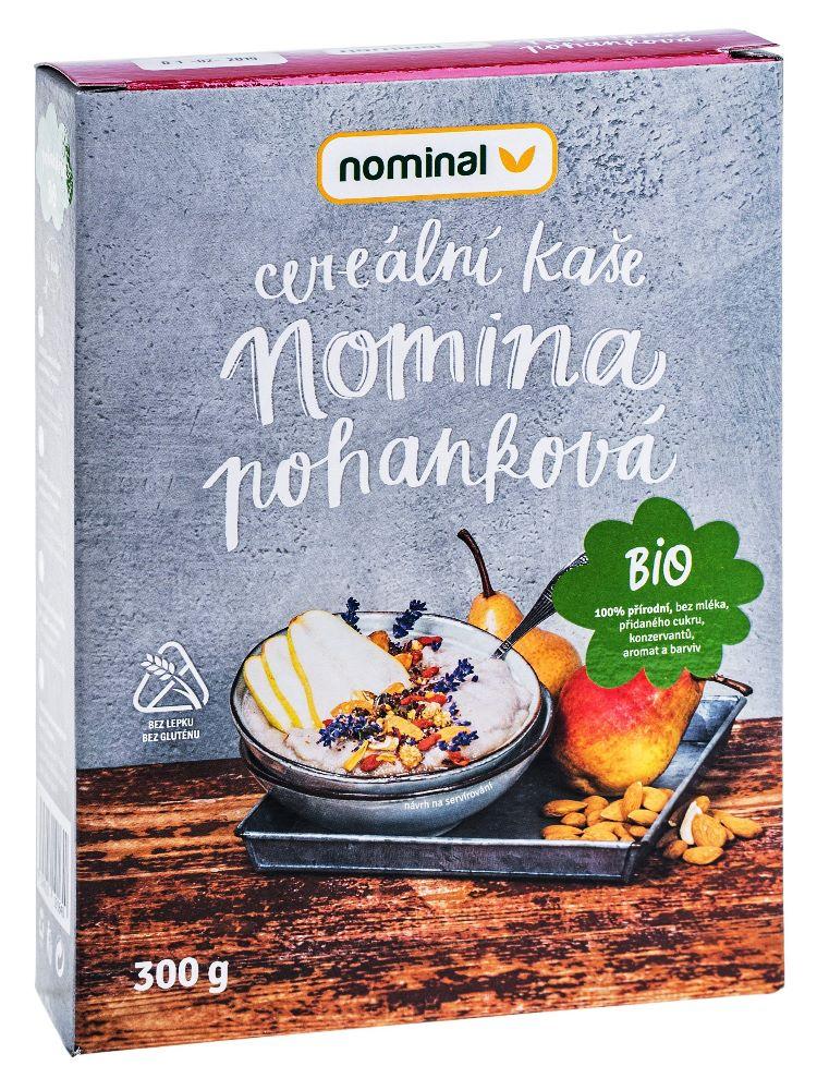 Nominal Cereálna pohánková kaša BIO NOMINA 300g