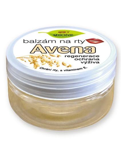 Bione Cosmetics - Balzam na pery Avena 25ml