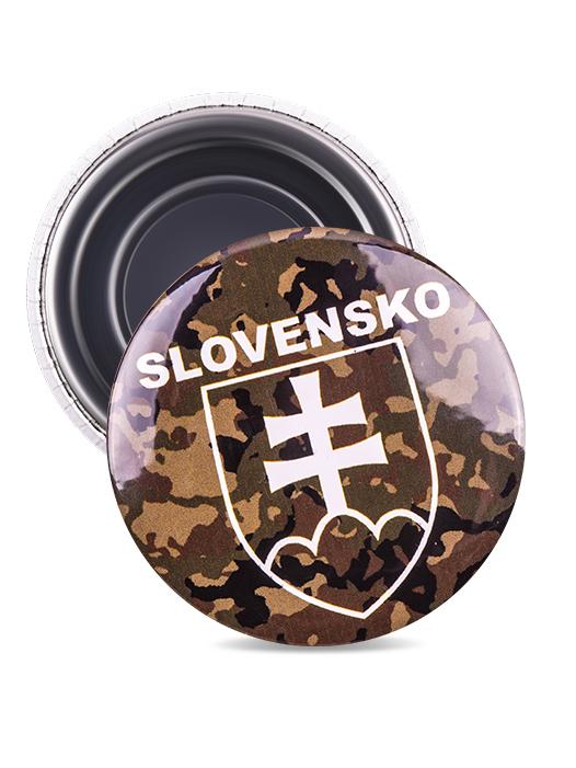 Magnetka Slovensko army