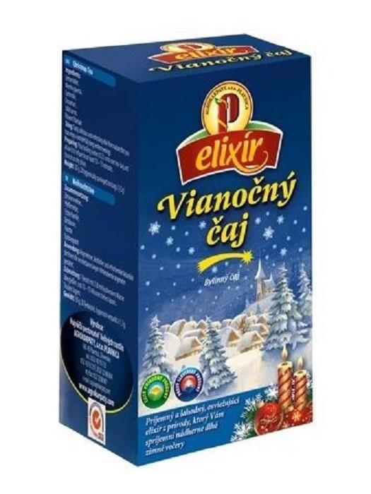 Agrokarpaty elixír vianočný bylinný čaj 20x2g