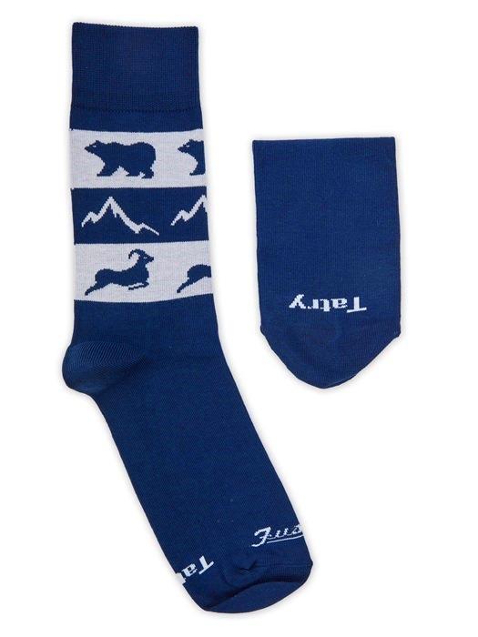 Fusakle ponožky Tatry