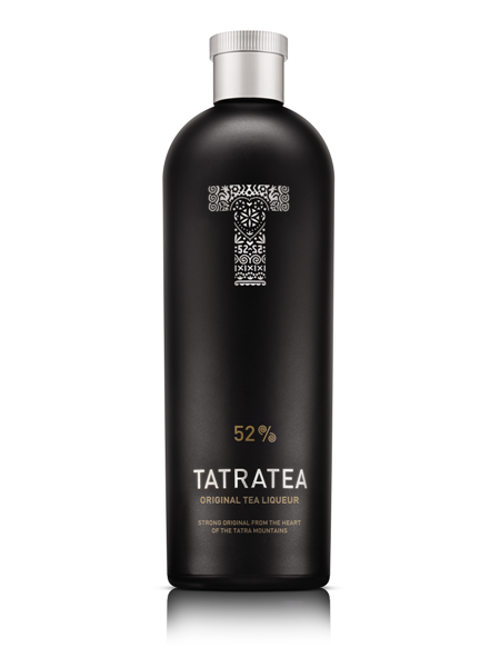 TATRATEA originál 52% 0,35l