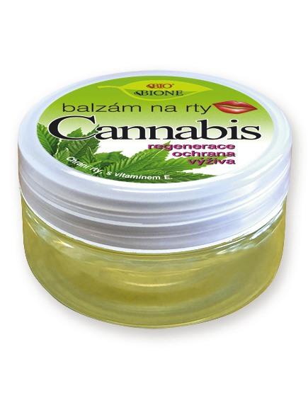 Bione Cosmetics - Balzam na pery Cannabis 25 ml