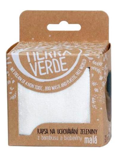 Tierra Verde vrecko na uchovanie zeleniny S 38×38 cm