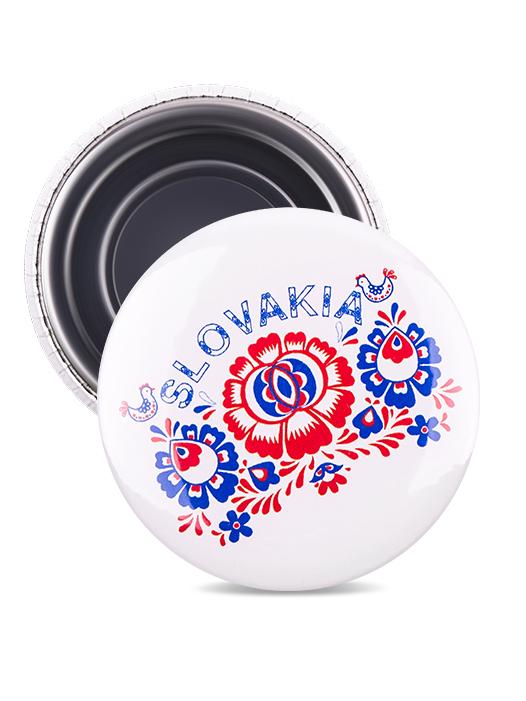 Magnetka Slovakia kvet 1