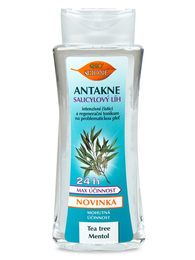 Bione Cosmetics - Salicylový lieh Antakne 255ml