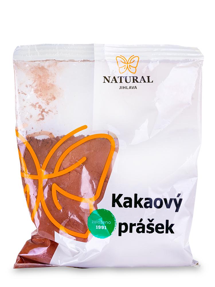 NATURAL JIHLAVA Kakaový prášok 200g