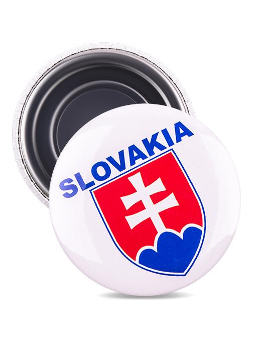 Magnetka Slovakia znak