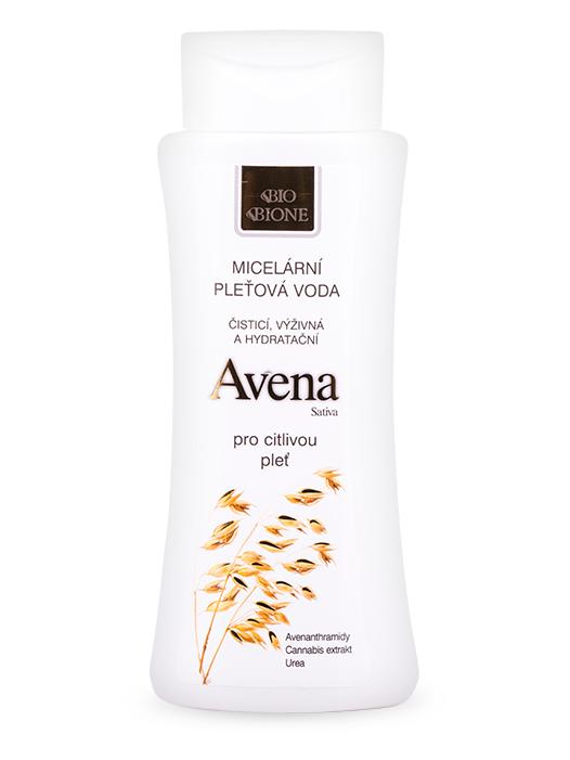 Bione Cosmetics - Micelárna pleťová voda Avena 255 ml