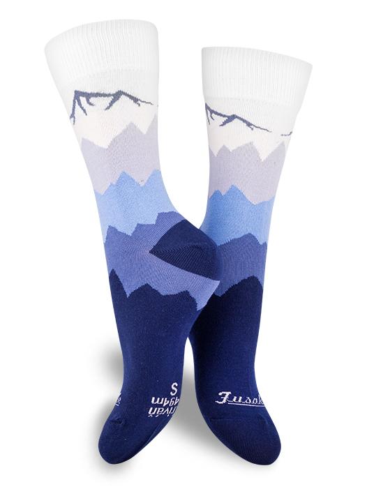Fusakle ponožky Kriváň