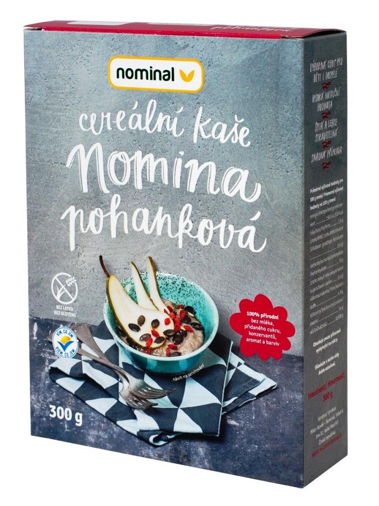 Nominal Cereálna pohánková kaša NOMINA 300g