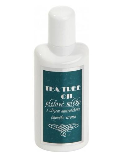 Topvet Tea tree oil pleťové mlieko 115ml