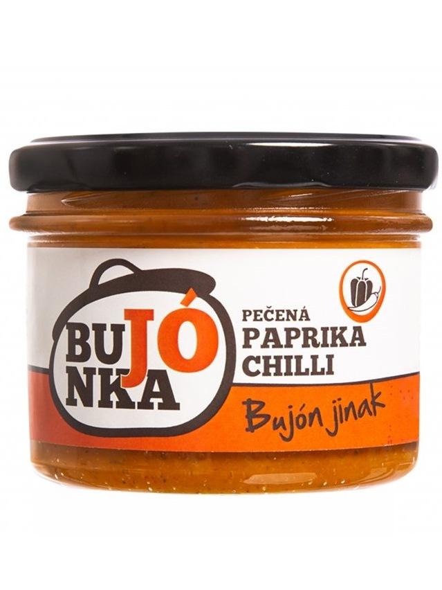 Bujónka pečená paprika - chilli 220 g