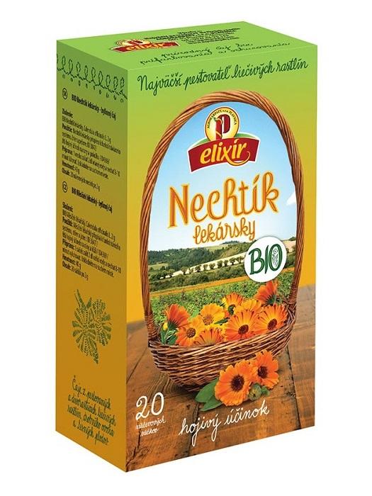Agrokarpaty nechtík lekársky bio bylinný čaj 20x2g