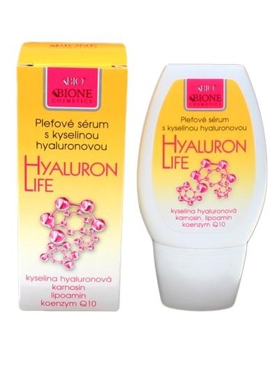 Bione Cosmetics - Pleťové sérum Hyaluron Life 40ml