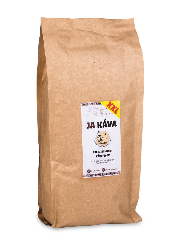 Ja káva 70% Arabica 30% Robusta XXL 1000g