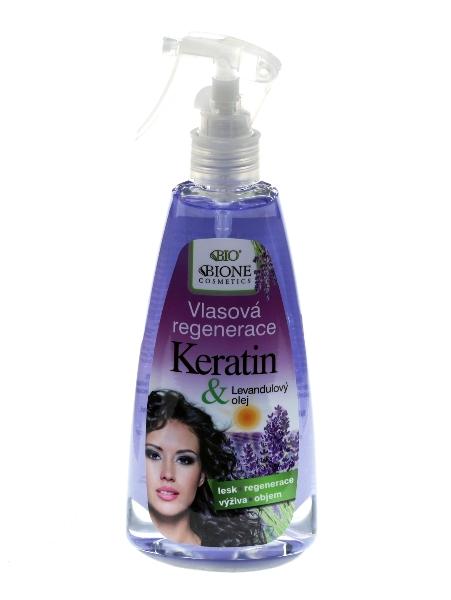 Bionce Cosmetics - Vlasová regenerácia Levanduľa 260ml