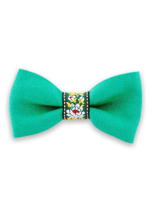 Ľanový motýlik zelený