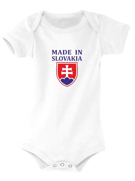Detské body Made in Slovakia