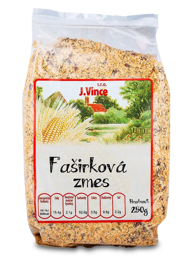 J. VINCE Fašírková zmes 250g