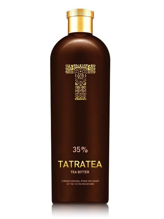 TATRATEA bitter 35% 0,7l
