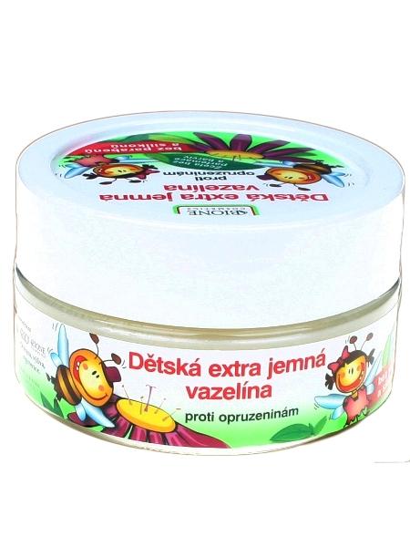 Bione Cosmetics - Detská jemná vazelína proti zapareninám 155ml