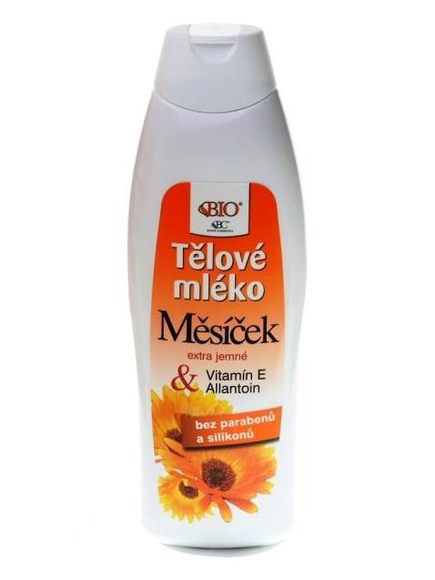 Bione Cosmetics - Telové mlieko Nechtík 500ml
