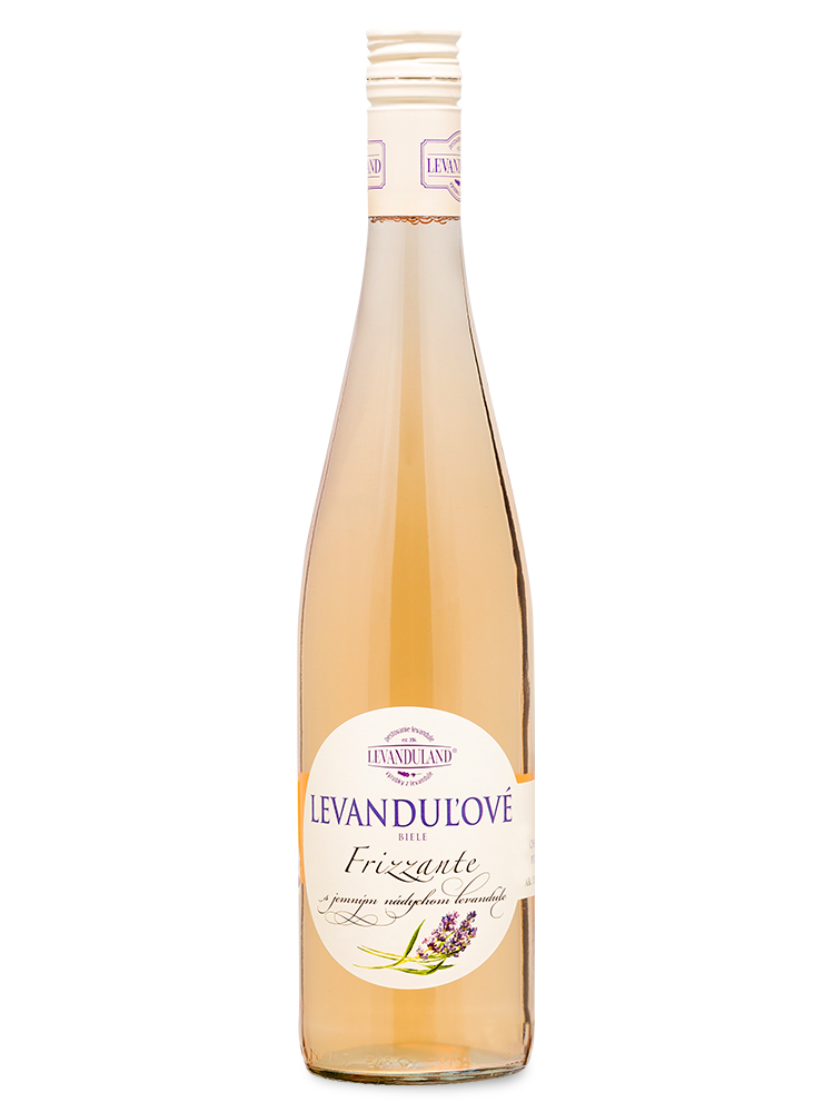 Levanduľové víno biele Levanduland 0,75L