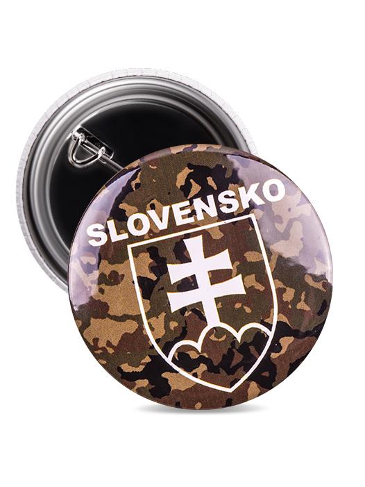 Odznak Slovensko army znak