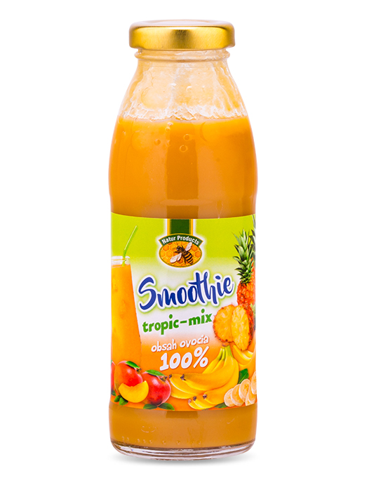 Natur products smoothie tropic - mix 100% 300ml