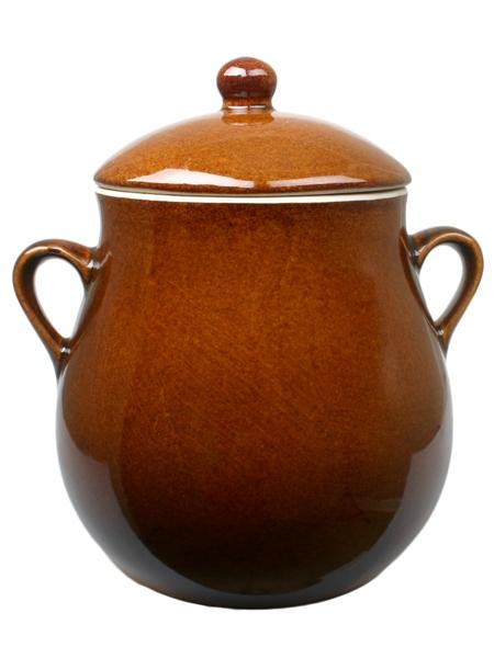 Sadlak - nádoba na domácu masť