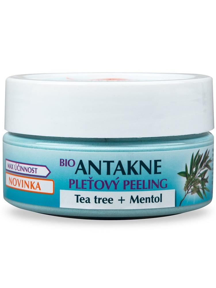 Bione Cosmetics - Pleťový peeling Antakne 200g