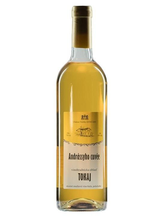 Andrássyho cuvée CHATEAU VINIČKY 0,75L
